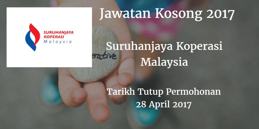 Jawatan Kosong SKM 28 April 2017