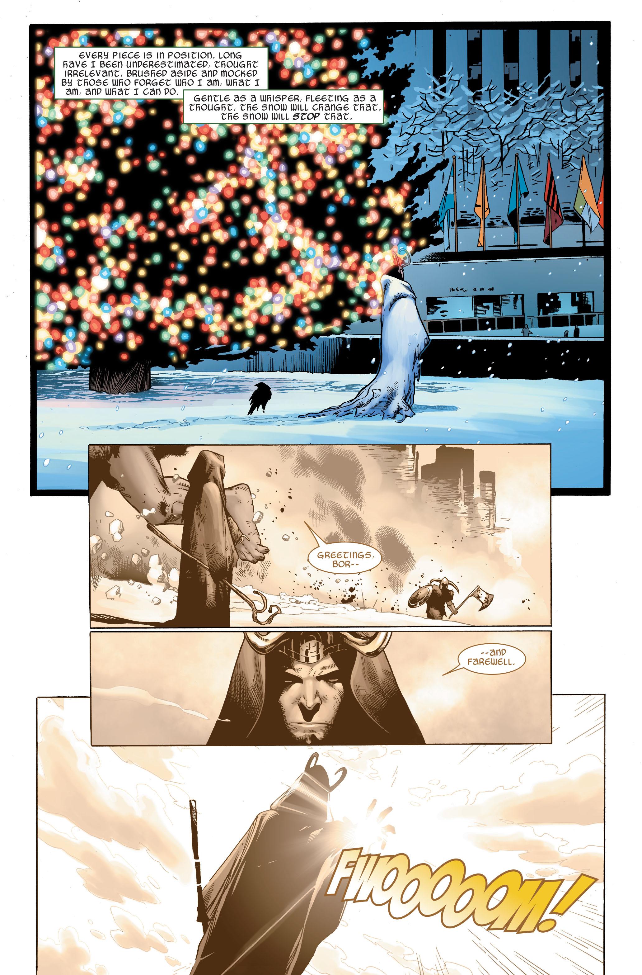 Thor (2007) Issue #600 #13 - English 5