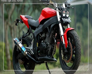 modifikasi tiger revo minimalis modifikasi tiger jadi cb