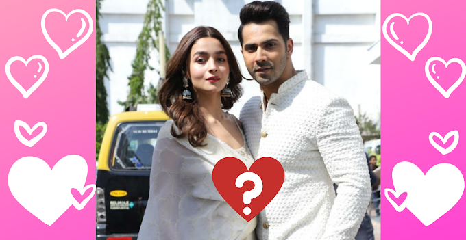Kya Varun Dhawan Alia Bhatt se Love Karti hein ?