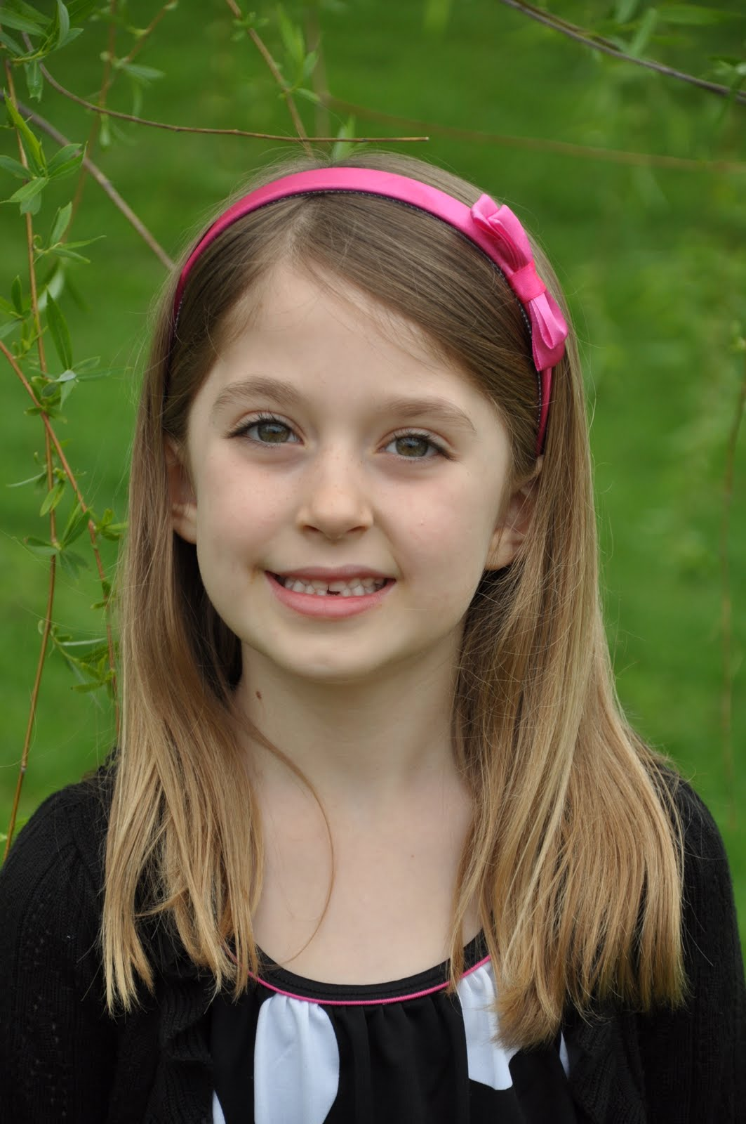 The Steg Family Chronicles: Happy 7th, Sweet Shelby Girl