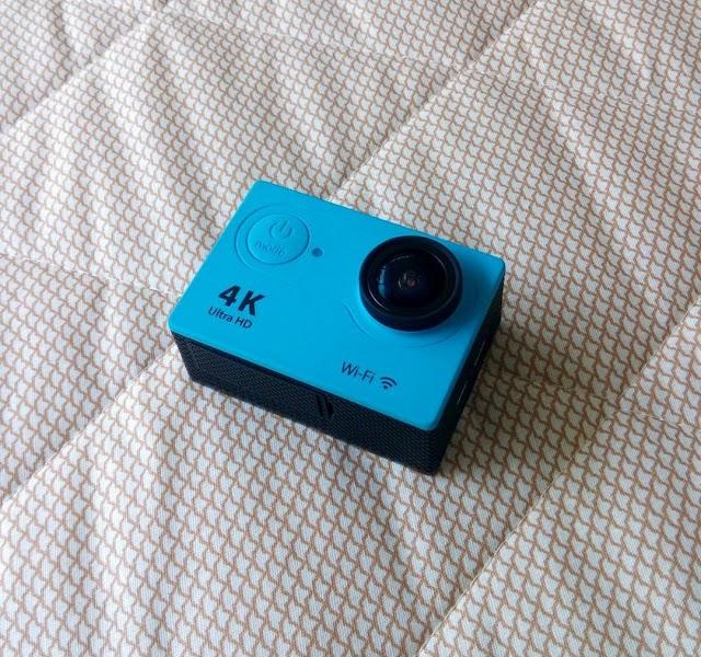Δοκιμάζουμε την απόλυτη value for money action camera της αγοράς