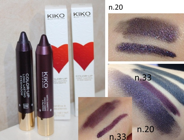 kiko daring game swatch