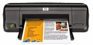 Download Printer Driver HP Deskjet D1668