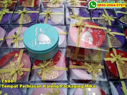 Harga Tempat Perhiasan Kaleng Packaging Mika