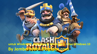 Download Game Unduh Tema Clash Of Royale For Windows Terbaru 2017