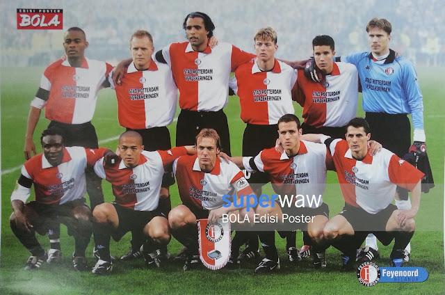 Poster Tim Feyenoord