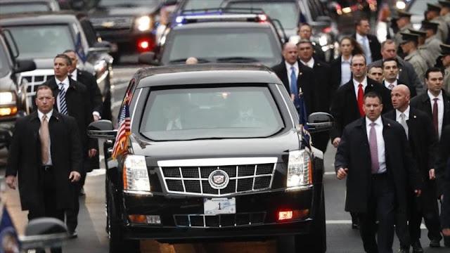 Suspenden a escolta de vicepresidente de EEUU por escándalo moral