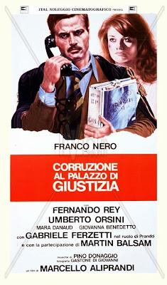 Corrupción en el palacio de justicia italiano (1975) Descargar y ver Online Gratis