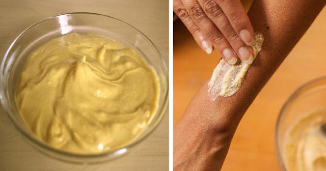 crema de turmerci care vindeca taieturile
