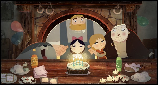 Beautiful New Images From Irish Animation Song Of The Sea The Movie Bit