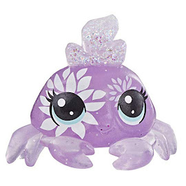 Littlest Pet Shop Series 4 Petal Party Tubes Crab (#4-107) Pet