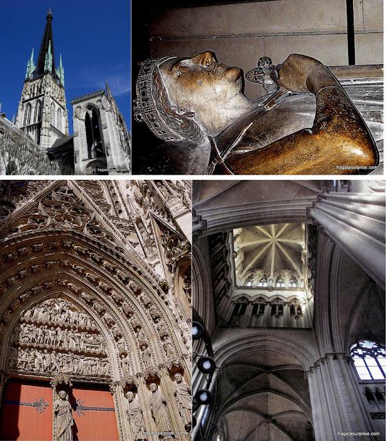Catedral de Notre Dame de Rouen, França