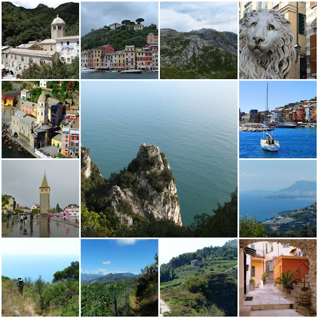 Liguria walking adventure over New Year