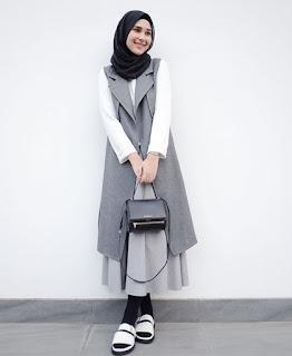 Model baju kerja muslim modis