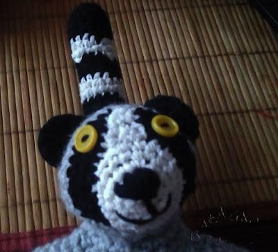 Lemury dla The Palms, wiking,sówki,koszyk,prace podopiecznych i festyn.