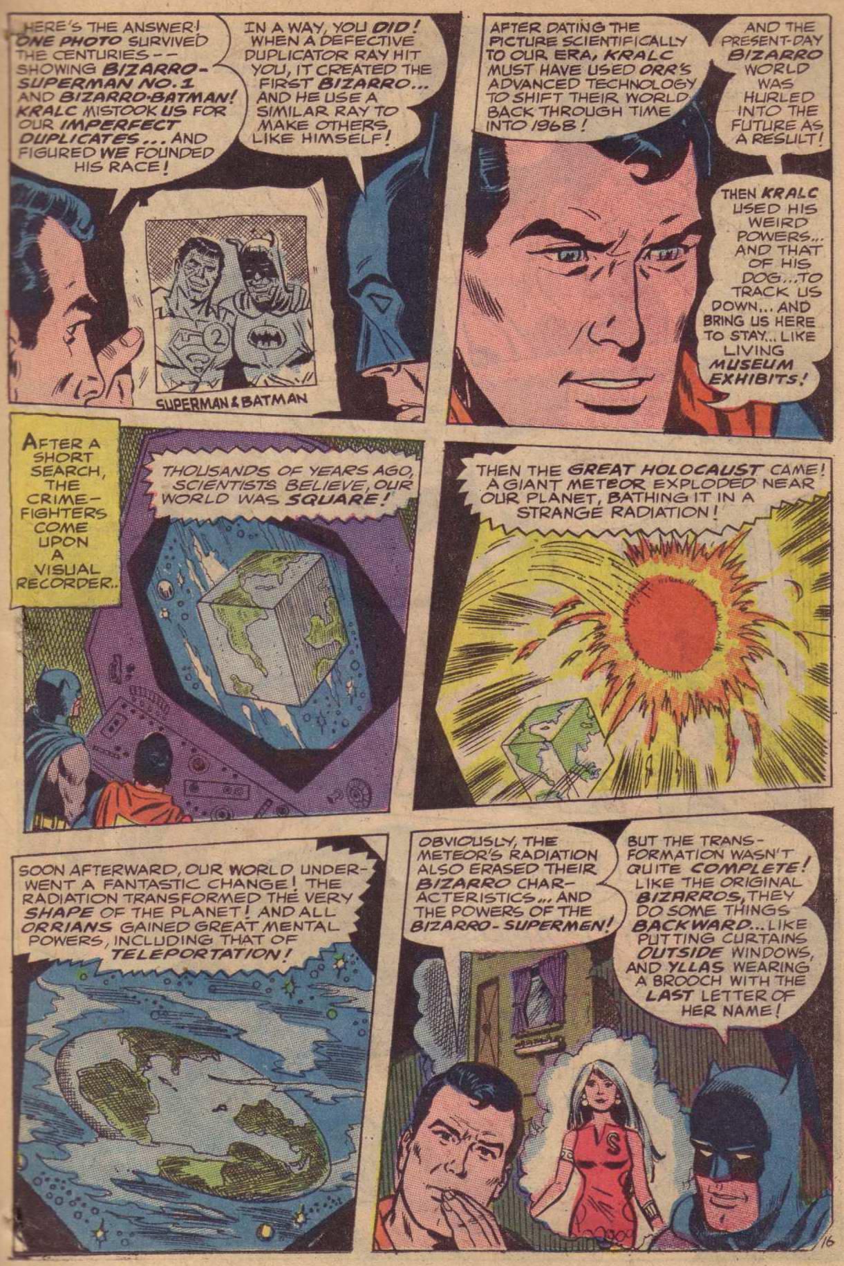 Read online World's Finest Comics comic -  Issue #181 - 18