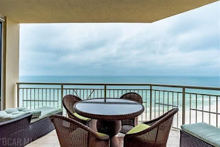Indigo Condos For Sale Perdido Key Florida Real Estate Balcony View
