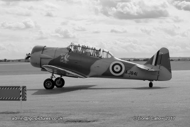 T6 Harvard aircraft