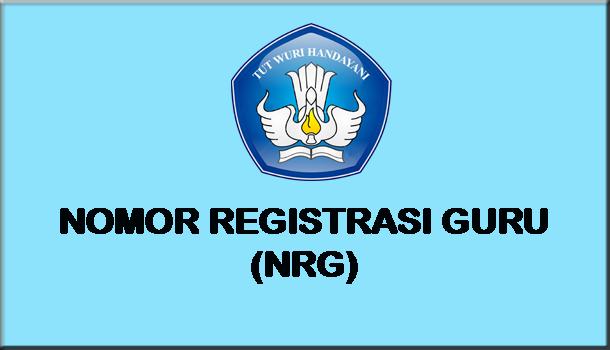 Cara cek Nomor Registrasi Guru (NRG)