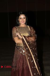 Actress Anchor Sri Mukhi Pictures at Araku Road Lo Audio Launch 0120