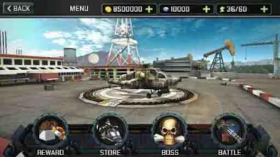 Gunship Strike 3D v1.0.7 Mod APK 4