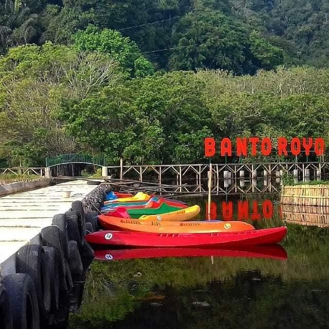 Bantoroyo Tempat Wisata Baru di Kabupaten Agam