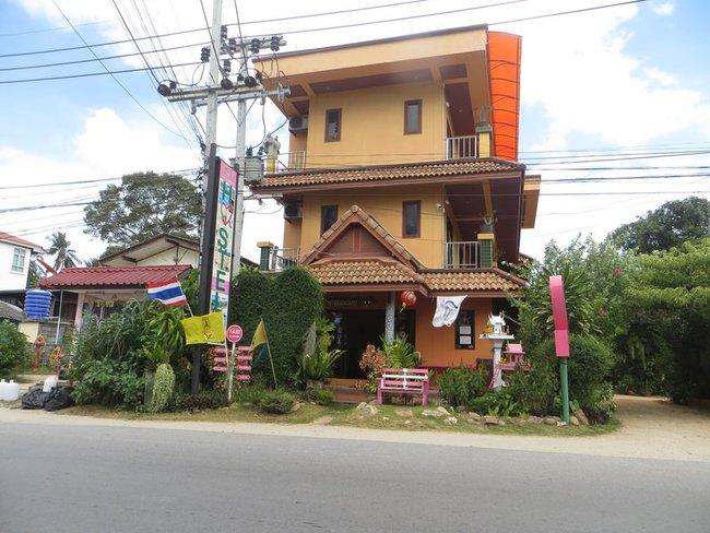 Хостел возле пирса Биг Будда