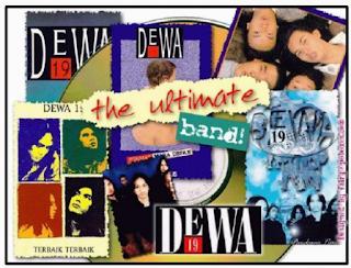 Download Lagu Mp3 Dewa 19 Full Album Dewa19 (1992) Lengkap