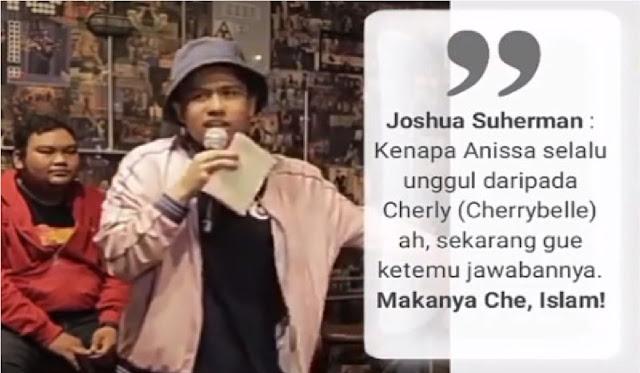 Forum Umat Islam Bersatu Akan Laporkan Penghinaan Islam Lawakan SARA Joshua