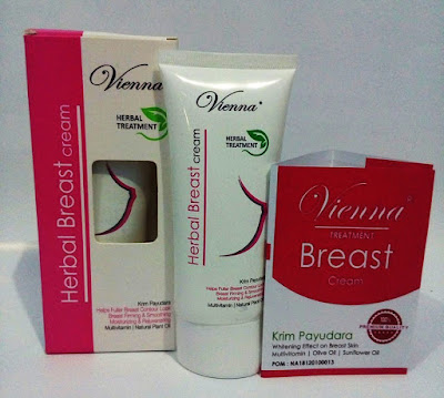 Cream Payudara BPOM Vienna Breast