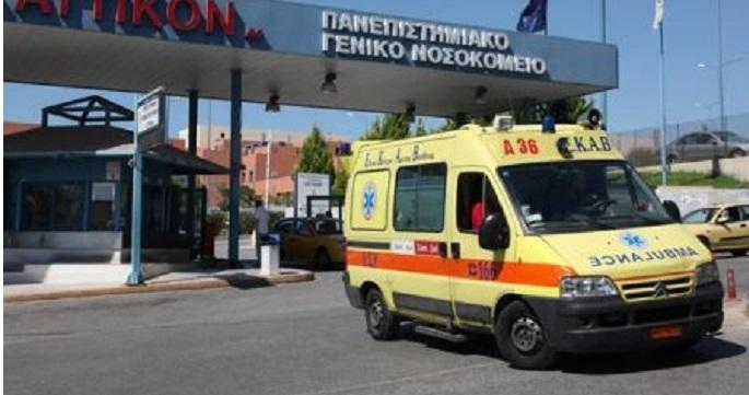 Φρίκη στο Αττικόν: Ασθενής προσπάθησε να σφάξει νοσηλεύτρια μητέρα δυο ανήλικων παιδιών  (video)