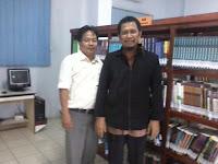 Raraswuri-PPSWA YGNI Purwojati & Dr. Hartono,MSi. Dir. Pascasarjana IAINU Kebumen