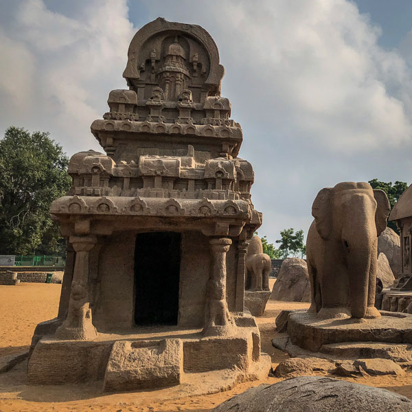 nakul sehdev ratha mahabalipuram photo
