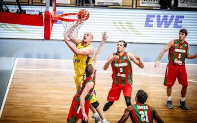 EWE Baskets Oldenburg - Pınar Karşıyaka