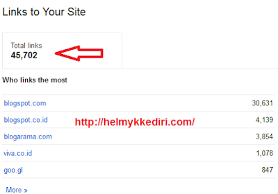 Memblokir Backlink Spam dengan Google Disavow