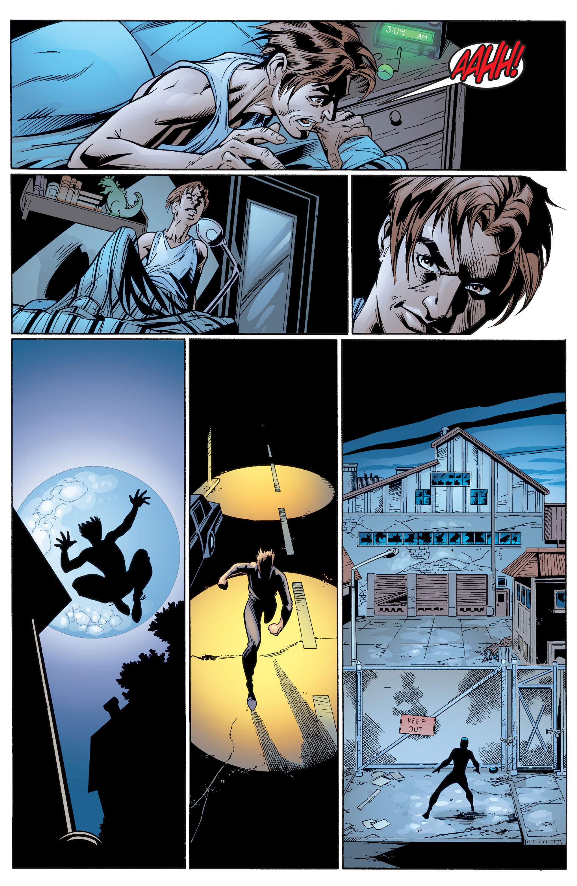 Read online Ultimate Spider-Man (2000) comic -  Issue #2 - 15