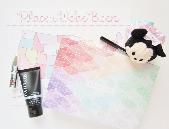 June 2016 Birchbox Unboxing