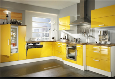 Inspirasi Rumah Nuansa Kuning Ceria 8