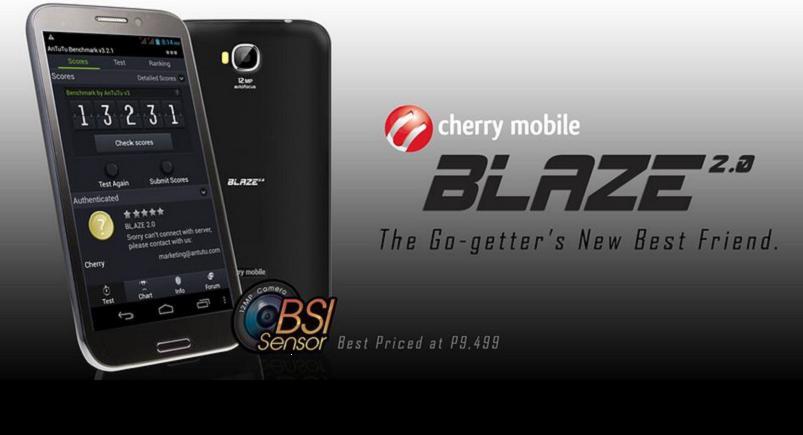 Custom Roms for Cherry Mobile Blaze 2.0
