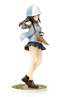 Mika 1/8 Dream Tech Panzer Jacket ver. de Girls Und Panzer - Wave