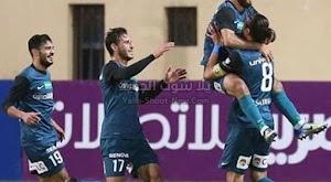 إنبي يقلب الطاول على فريق وادي دجلة في الجولة التاسعه من الدوري المصري