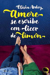 """""""Amore se escribe con licor de limón"""" de Olivia Ardey"""