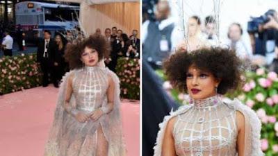Met Gala 2019 Priyanka Chopra and Nick Jonas looks