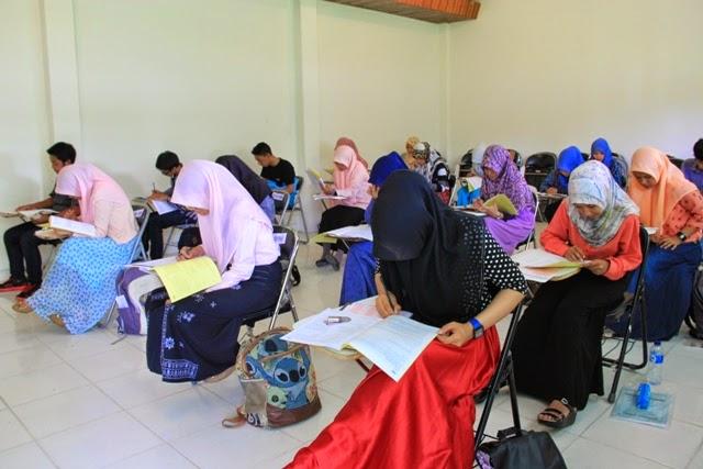 Pendaftar Tes Penjajakan Bidang Ilmu (TPBI)  tahun 2016 Berjumlah 266 Orang