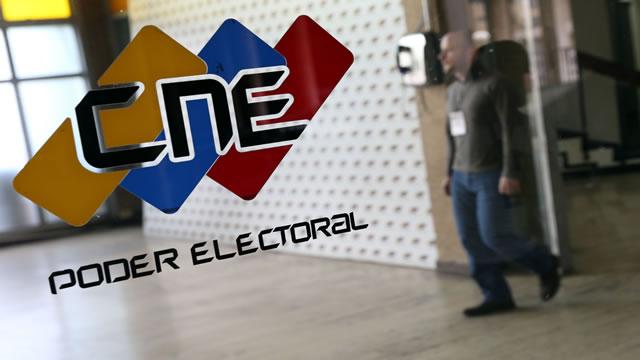 CNE confirma que elecciones regionales serán el 15 de octubre