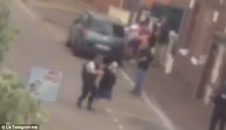 French police shoot down two ISIS jihadists