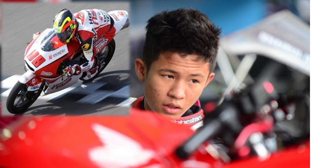 Moto3: Khairul Idham Beri Amaran 'Mengganas' Sejak Berusia 14 Tahun
