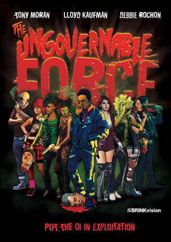 the ungovernable force poster