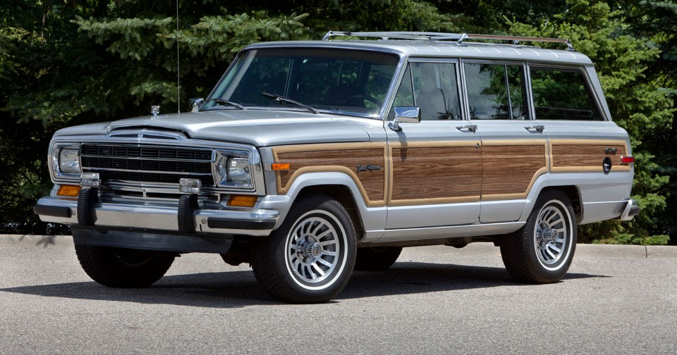 New Jeep Grand Wagoneer Apparently Put On Hold